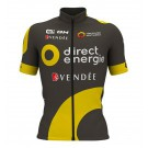 Maillot Direct Energie 2017 SOLDES -40%