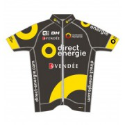 Maillot Direct Energie PRR CARBON SOLDES -30%